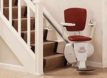 Service and maintenance contract for curved rail stairlifts